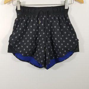 lululemon athletica Reversible Shorts Size 2